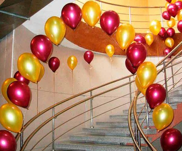 Воздушные шары - воздушное настроение